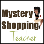 Mystery Shopping Teacher button